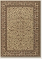 Ispaghan Cream Medallion Anatolia Area Rug by Couristan