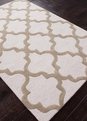 Jaipur City Miami CT19 White Lead Gray Area Rug