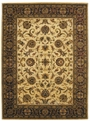 Jaipur JA14 Light Gold Rug by Nourison