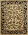 Jaipur JA22 Light Gold Rug by Nourison