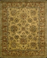 Jaipur JA28 Gold Area Rug by Nourison