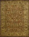 Jaipur JA29 Rust Area Rug by Nourison