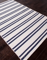 Jaipur Maroc MR63 Lago White Deep Navy Area Rug