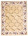 Julian JL52 Yellow Area Rug by Nourison
