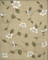 Julian JL61 Light Gold Area Rug by Nourison