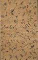 Julian JL74 Gold Rug by Nourison