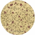 Julian Round JL22 LGD Lt Gold Area Rug by Nourison