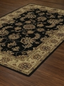 JW1787 Black Jewel Area Rug by Dalyn