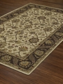 JW33 Ivory Jewel Area Rug by Dalyn