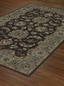 JW37 Chocolate Jewel Area Rug by Dalyn