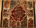 Kathy Ireland Home Gallery Jardin de France 04440 Multi Custom Runner