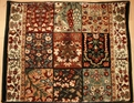 Kathy Ireland Home Gallery Qulited Comfort 07440 Multi Custom Runner