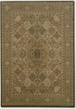 Kerman Panel New Khaki 3794/5947 Everest Area Rug by Couristan