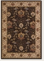 Khalista Chocolate 6358/3767 Everest Area Rug by Couristan