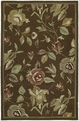 Khazana 6557 Savannah Chocolate 40 Area Rug by Kaleen