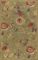 Khazana 6557 Savannah Olive 23 Area Rug by Kaleen