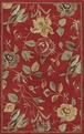 Khazana 6557 Savannah Red 25 Area Rug by Kaleen
