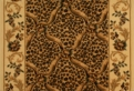 Leopard Trellis 6391/0001a Ivory Carpet Stair Runner
