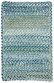 Capel Light Blue Ocracoke Rug