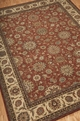 Living Treasures LI05 Rust Rug by Nourison