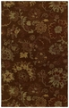 Magi 7201 Rose of Lebanon 67 Copper Area Rug by Kaleen