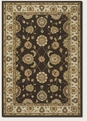 Maplewood Chocolate 2130/5378 Covington Outdoor Area Rug by Couristan