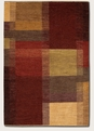 Matisse Red Multi 3312/0625 Chobi Area Rug by Couristan