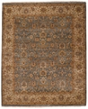 Medium Blue Beige Boca Park Rug by Capel