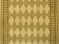 Metropolis ME04 Honey Carpet Stair Runner
