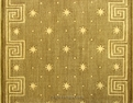 Metropolis ME05 Chestnut Carpet Stair Runner