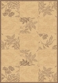Natural Brown 2542 3001 Piazza Rug By Dynamic