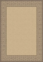 Natural Brown 2745 3001 Piazza Rug By Dynamic