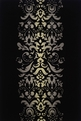 New Wave NW-114 Black Area Rug by Momeni