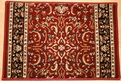 Noble 1318 Burgundy Carpet Stair Runner
