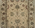 Nourison 2000 2071 Camel Traditional Custom Runner