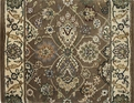 Nourison 2000 2091 Mushroom Traditional Custom Runner