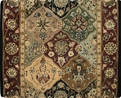 Nourison 2000 2101 Multi Traditional Custom Runner