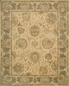 Nourison 2000 2225 Light Gold Rug by Nourison