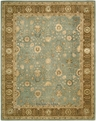 Nourison 3000 3102 Light Blue Area Rug by Nourison
