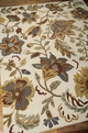 Nourison In Bloom INB06 Ivory Area Rug