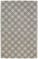 Optics Blue Sky Derry Optics Rug by Capel