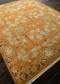 Opus Tree of Life OP10 Pumpkin Area Rug by Jaipur