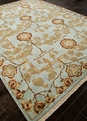 Opus Tree of Life OP18 Sky Blue Area Rug by Jaipur
