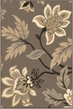 Orian Nuance Lily Taupe Rug