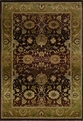 Oriental Weavers Sphinx Generations 1732M Dark Red Area Rug