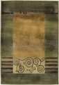 Oriental Weavers Sphinx Generations 213f1 Medium Green Area Rug
