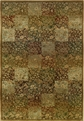 Oriental Weavers Sphinx Generations 3435Y Medium Green Area Rug