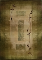 Oriental Weavers Sphinx Generations 544G1 Medium Green Area Rug