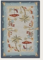 Pacific Heights Ocean 2123/8011 Outdoor Escape Outdoor Area Rug by Couristan