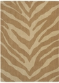 Pacifica Blake 02200 Antique Gold Machine Woven 100% New Zealand Wool Shaw Rugs